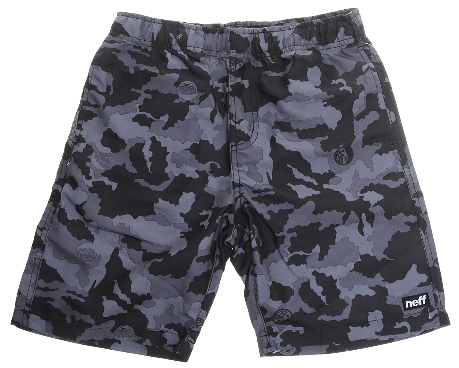 Neff Youth Boys Razer Hot Tub Boardshort