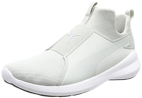 Puma Rebel Mid Wns, Zapatillas para Mujer, Gris (Gray Violet-Gray Violet-Puma White 02), 37.5 EU
