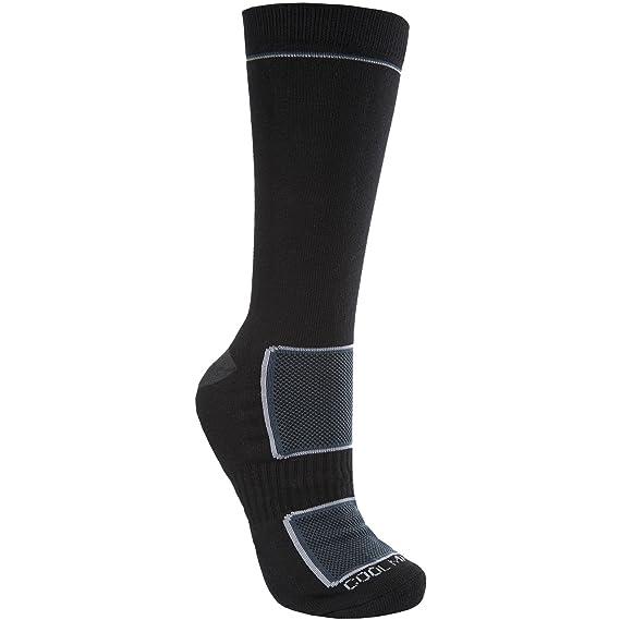 Trespass - Calcetines para botas de montaña/hiking Modelo Rizzle Coolmax hombre caballero (1 par): Amazon.es: Ropa y accesorios
