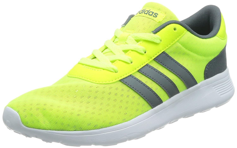 Scarpe da ginnastica da uomo gialli adidas Lite Racer