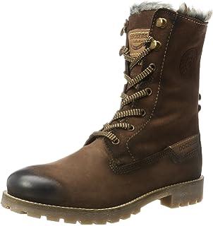 Dockers by Gerli Damen 41HL301-240 Desert Boots, Grau (Taupe), 38 EU