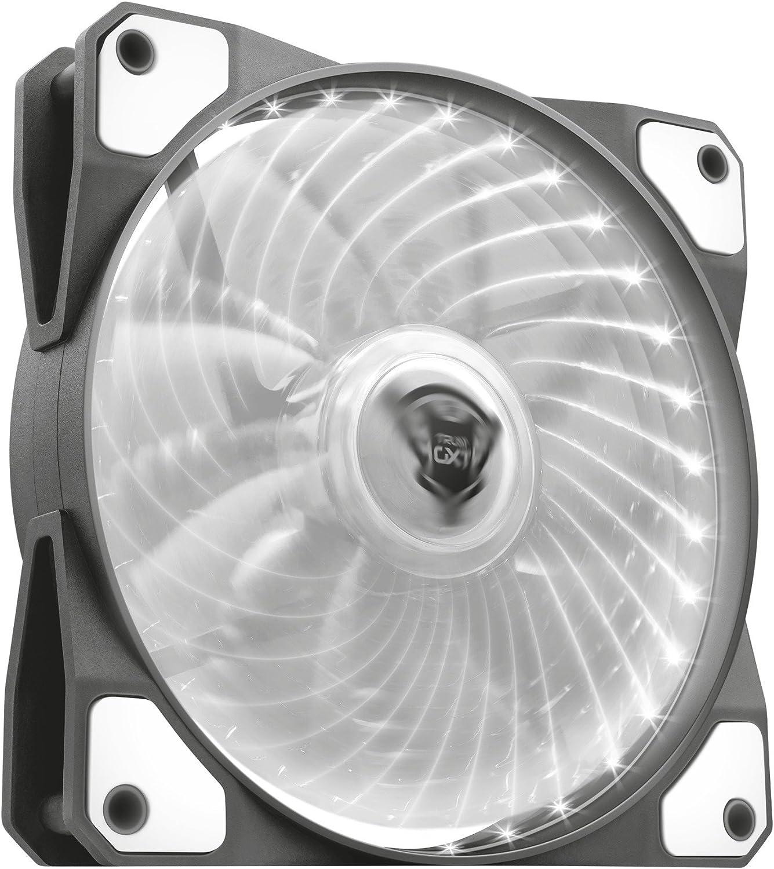 Trust Gaming GXT 762W - Ventilador de Carcasa con iluminación para ...