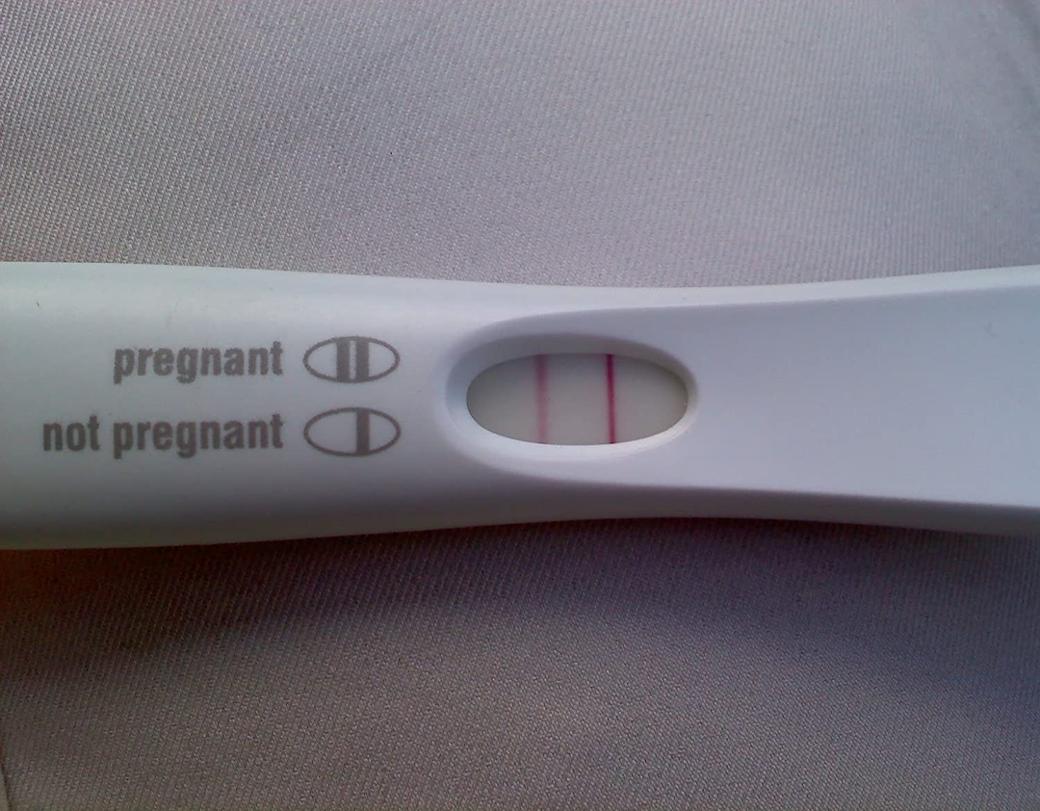 pregnancy test positive prank picture