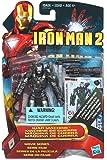"""Marvel Iron Man 2 Movie Series #12 War Machine 3 3/4"""" Action Figure"""