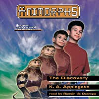 The Discovery: Animorphs, Book 20