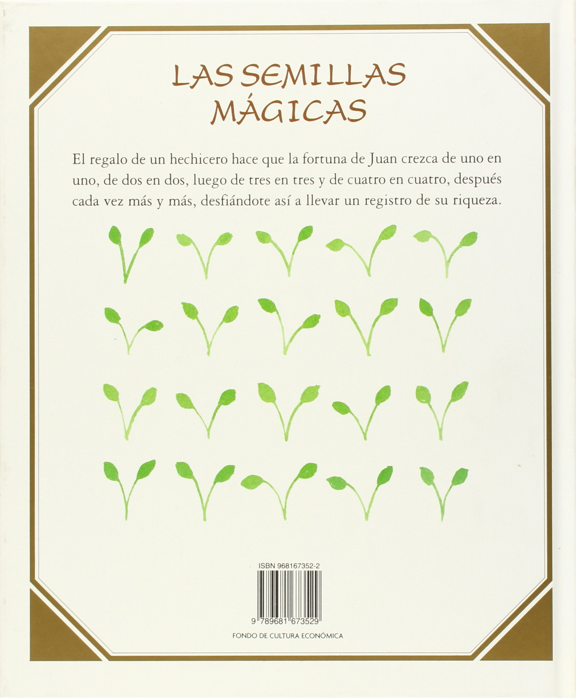 Las semillas mágicas (Los Especiales De Ciencia) (Spanish Edition)
