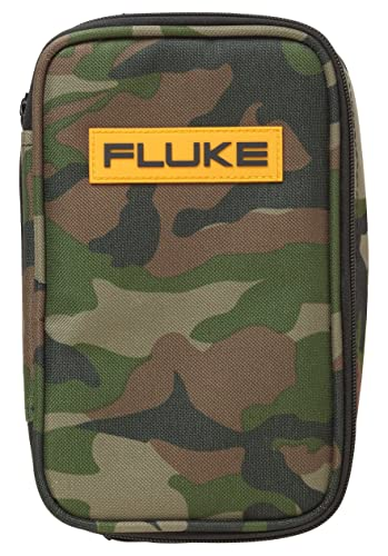 Fluke 4911602 CAMO-C25 WL Woodland Camouflage Carrying Case