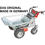 Das Original – made in Germany – powerpac mce400 con 110ltr. Mulde – Batteria Carriola elektroschubk Arre Carriola Dumper Motor Carriola