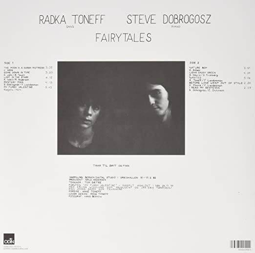 radka toneff biography template