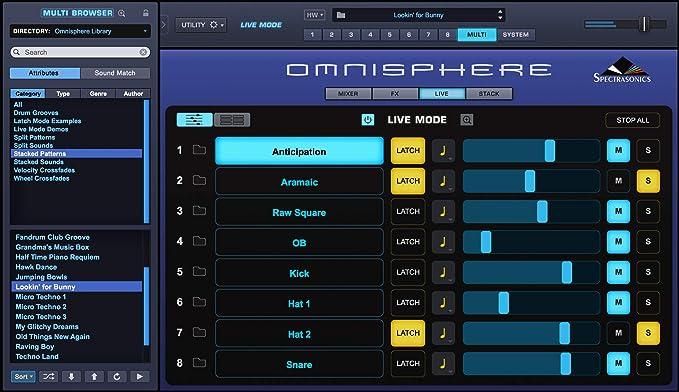 Spectrasonics Omnisphere 2.5Neu