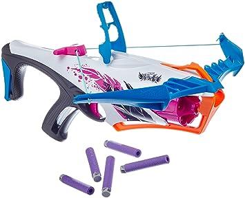 Hasbro FocusFire Arco y flechas de juguete (juego) - armas de juguete (Arco