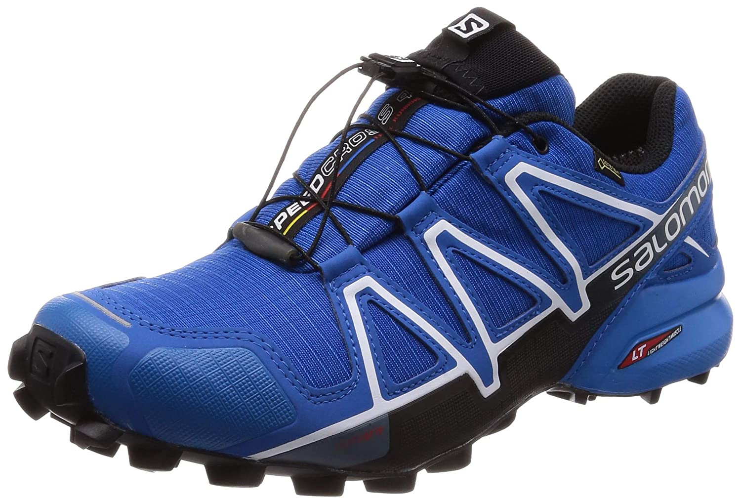 dc3779cffff Salomon Men's Speedcross 4 Gtx Trail Running Shoes