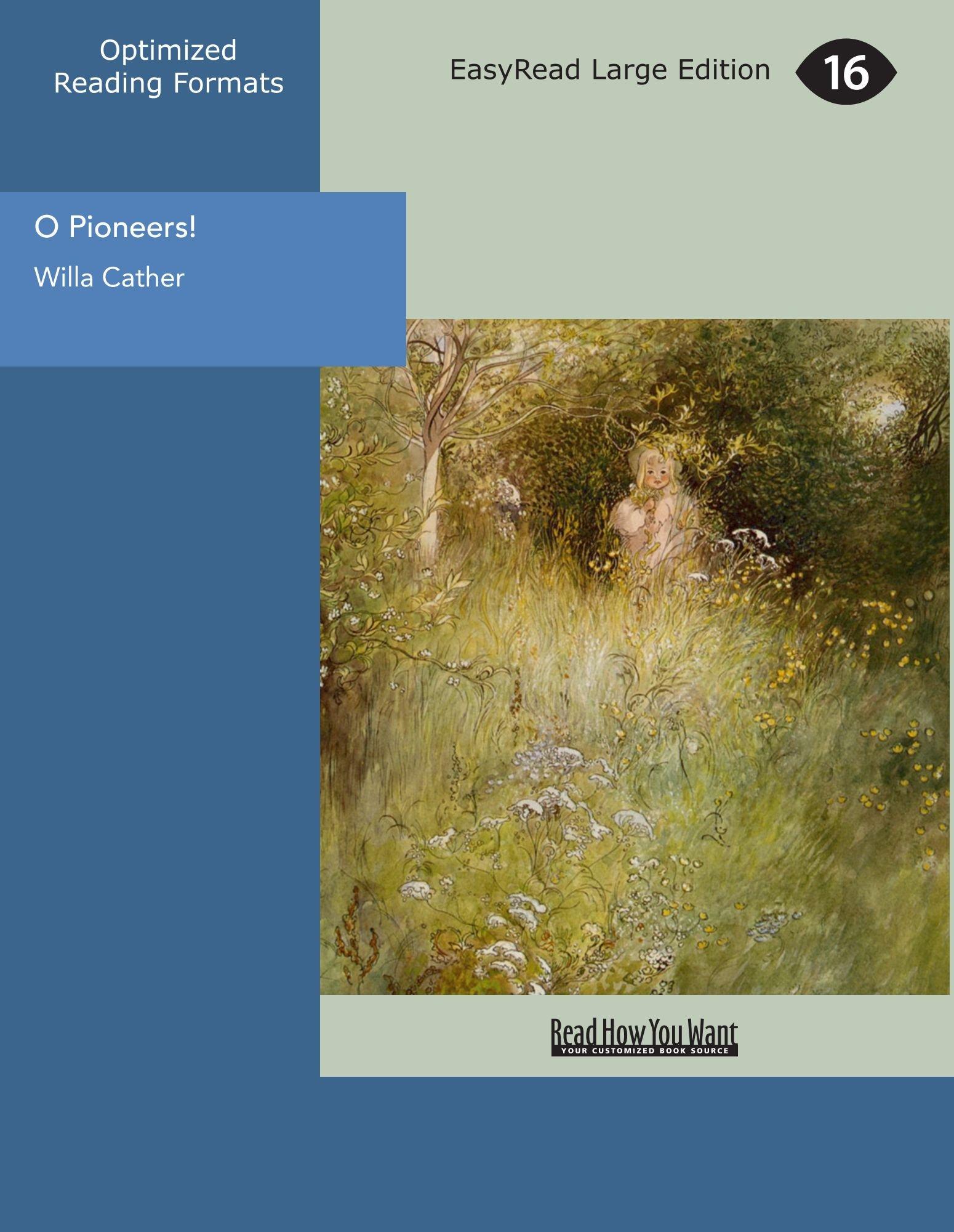 Download O Pioneers! pdf