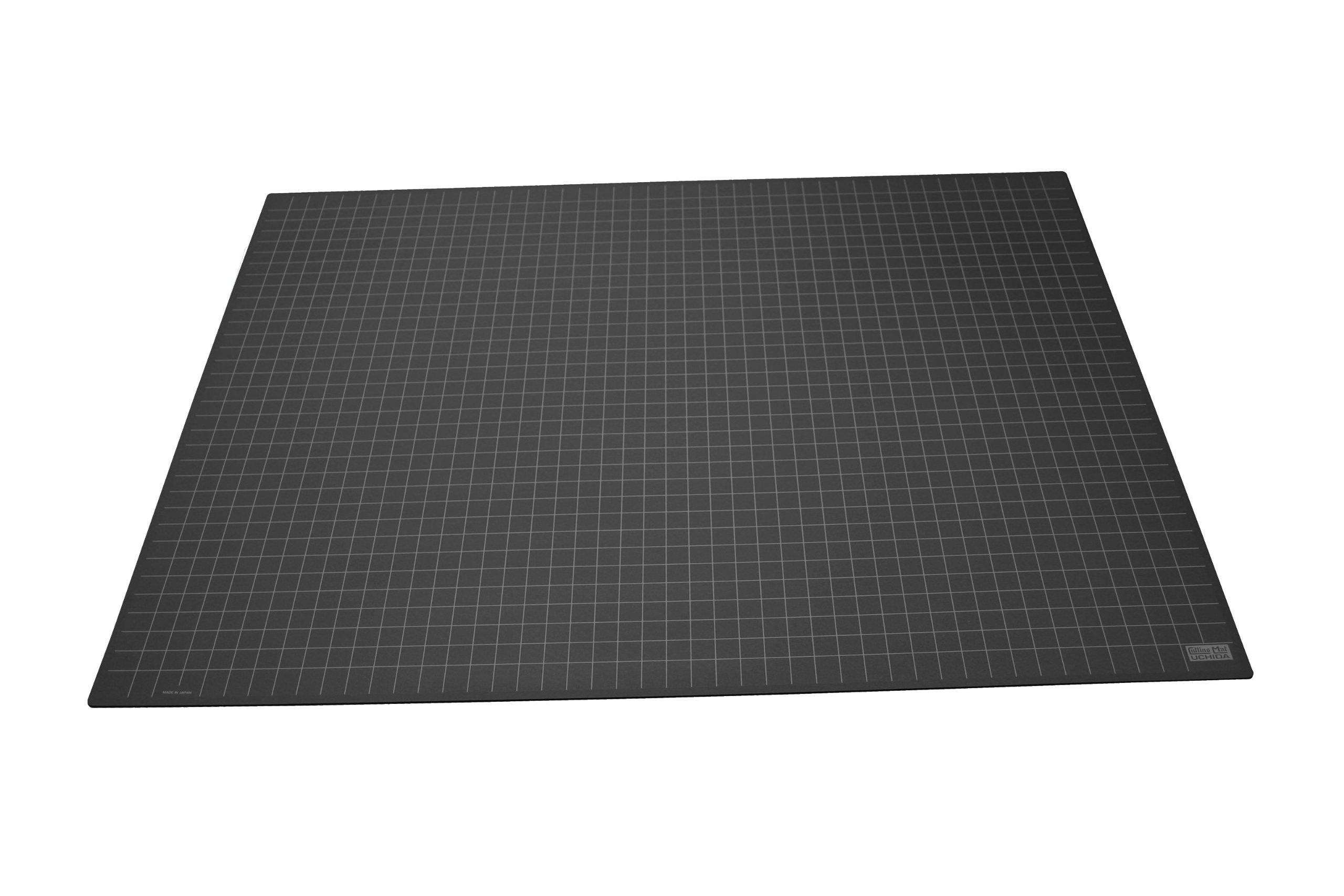 Uchida BLL Marvy Opaque Cutting Mat, Black, 36-Inch by 48-Inch by UCHIDA