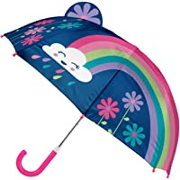 Stephen Josheph Gifts unisex child Stephen Joseph Pop Up Umbrella, Rainbow, One Size US