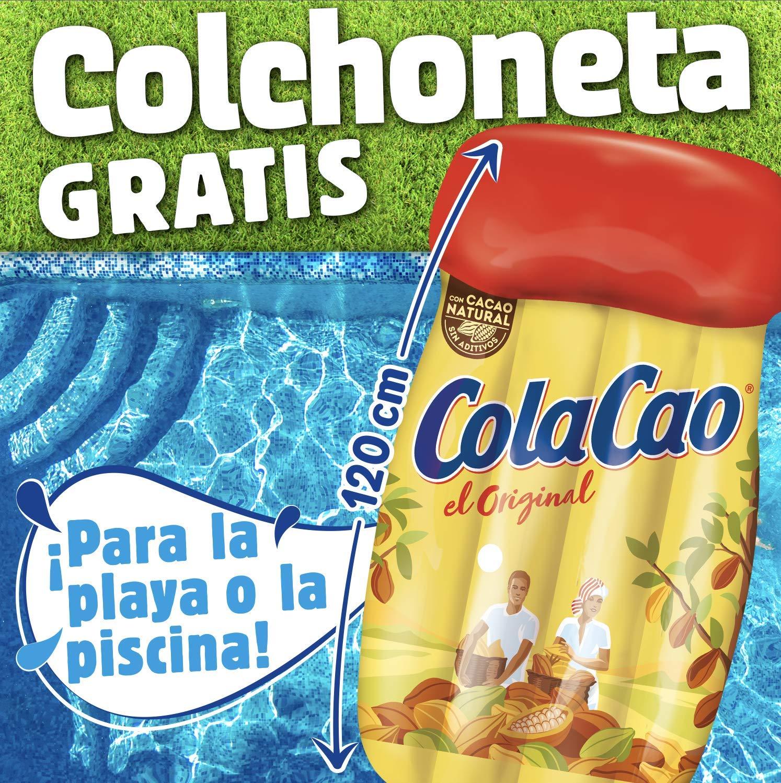 ColaCao Original, Cacao soluble - 2,850kg. Colchoneta