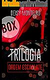 ORDEM ESCARLATE: Box Trlogia