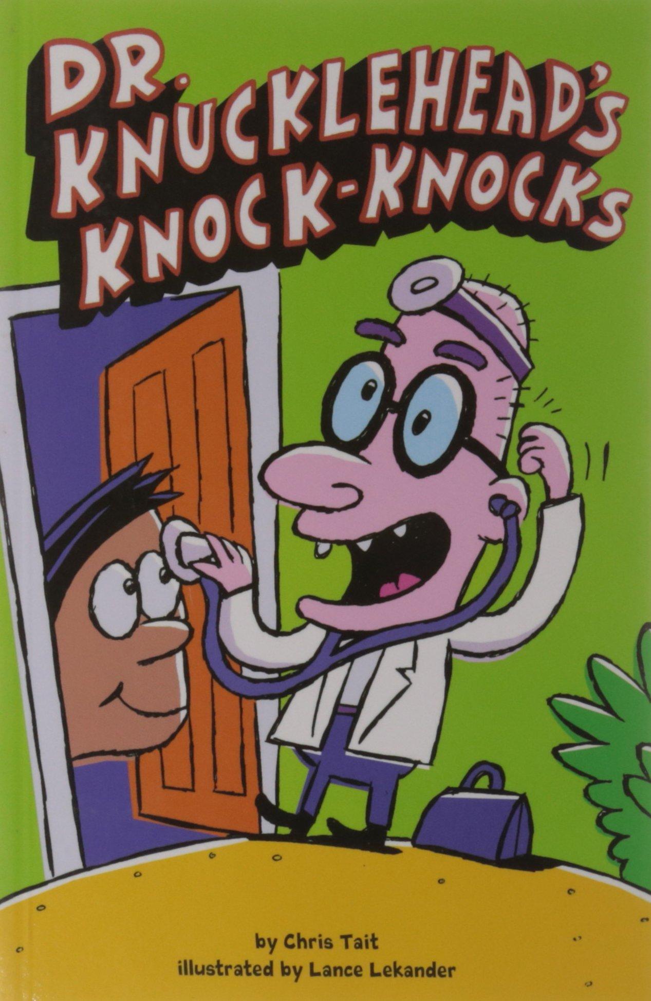 Read Online Dr. Knucklehead's Knock-Knocks ebook