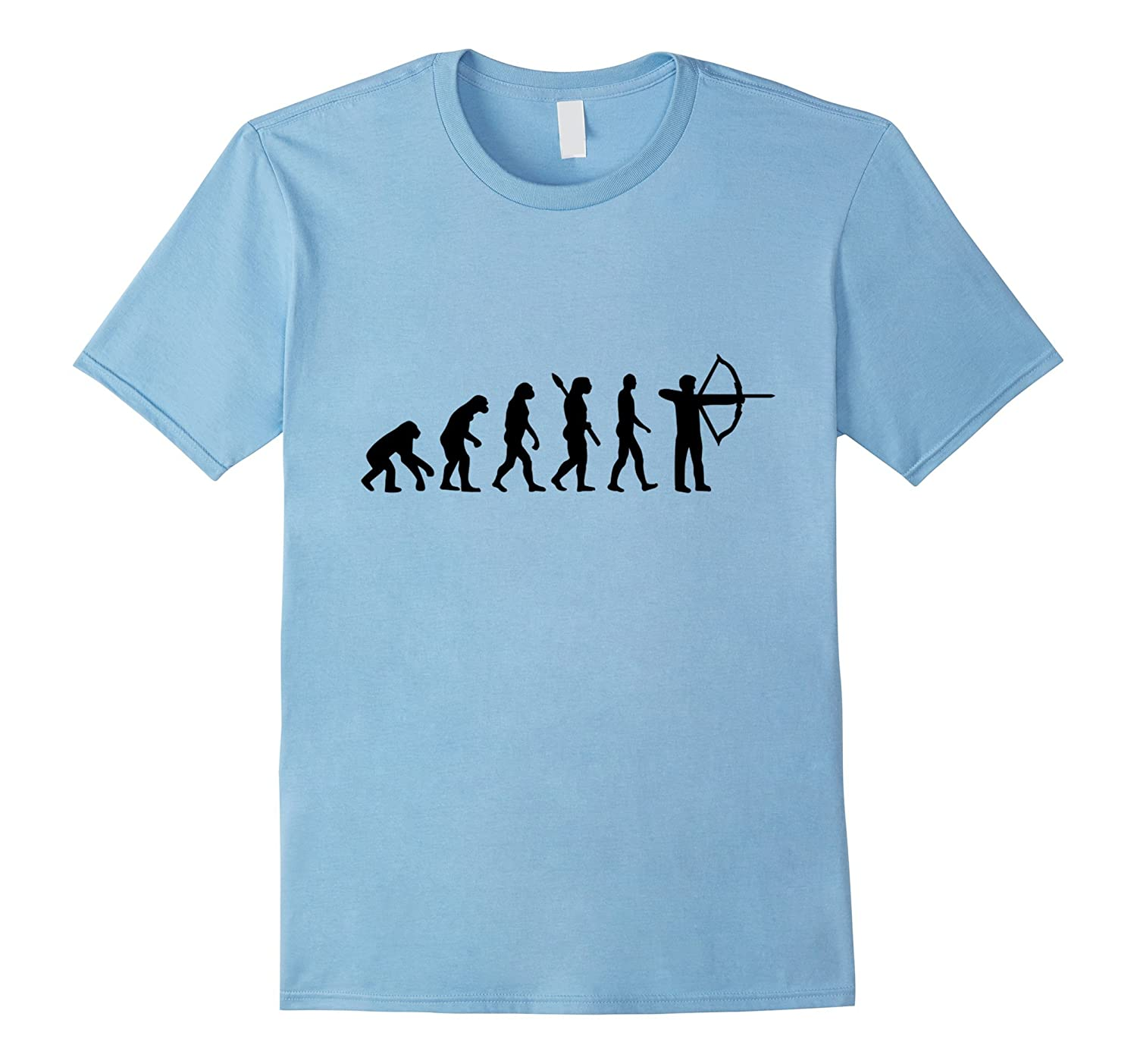 Evolution Archery T-Shirt-Art