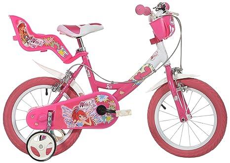 Dino Bikes 144 R Wxa Winx Bicicletta 14 Pollici