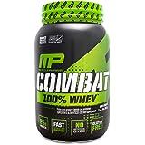MusclePharm Combat 100% Whey Protein Powder, Chocolate Milk, 2 Pound