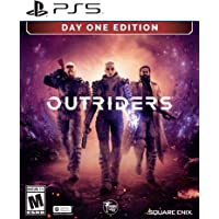 Outriders - PlayStation 5 Games and Software