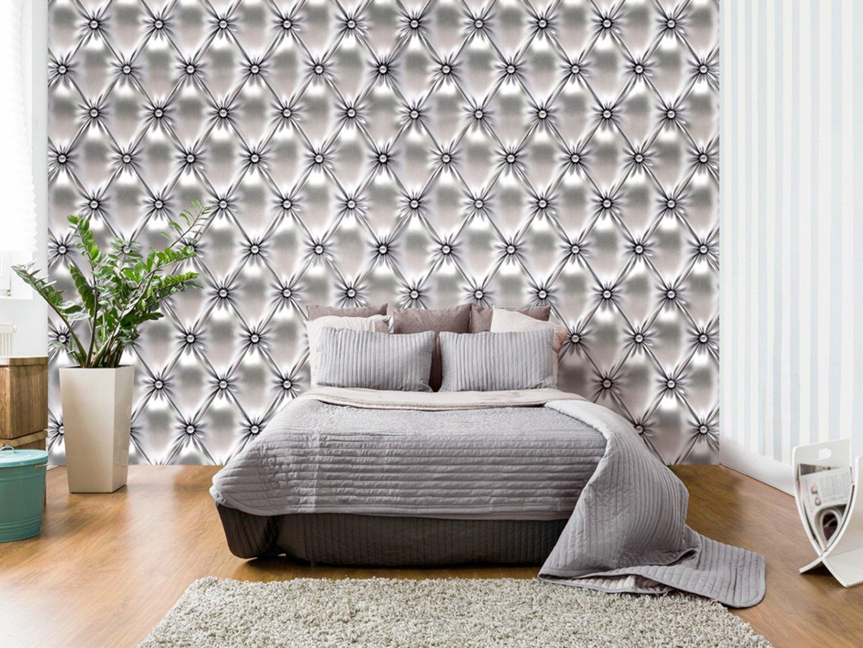 Murando Murando Murando - Fototapete 400x280 cm - Vlies Tapete - Moderne Wanddeko - Design Tapete - Wandtapete - Wand Dekoration - Leder weiß modern f-B-0039-a-a B01I1HN77G Wandtattoos & Wandbilder 41562d