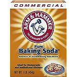 Arm & Hammer 33200-84104 Baking Soda, 16 oz (Pack of 24)