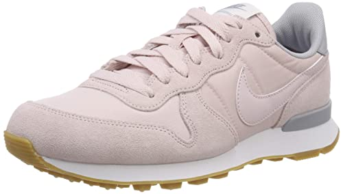nike internationalist donna rossa
