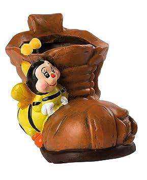 060d1ef98e9b56 Saico hf 07 8266 Ceramic Plant Pot-Shoe with Bee