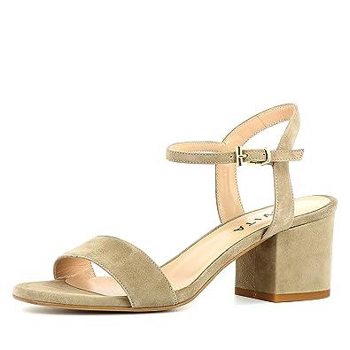 Chaussures Evita Sandales Marron MPPKBv