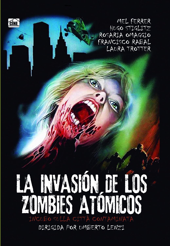 La invasión de los zombies atómicos [DVD]: Amazon.es: Hugo Stiglitz, Laura Trotter, Maria Rosaria Omaggio, Francisco Rabal, Sonia Viviani, Eduardo Fajardo, ...