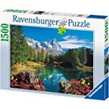 Ravensburger - 16341 - Puzzle - Vue sur le Mont Cervin - 1500 Pièces