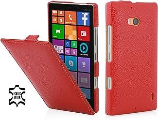 StilGut housse UltraSlim, en cuir pour Nokia Lumia 930