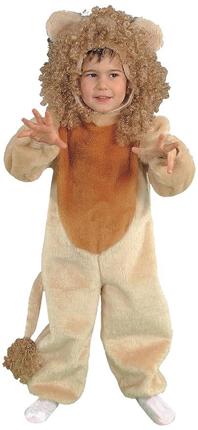 Rio - Disfraz de león para niño, talla 3-4 años (103272/TG02 ...