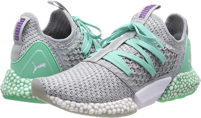Puma Hybrid Rocket Netfit, Zapatillas de Running para Hombre, Gris (Quarry-Biscay Green 03), 44.5 EU: Amazon.es: Zapatos y complementos