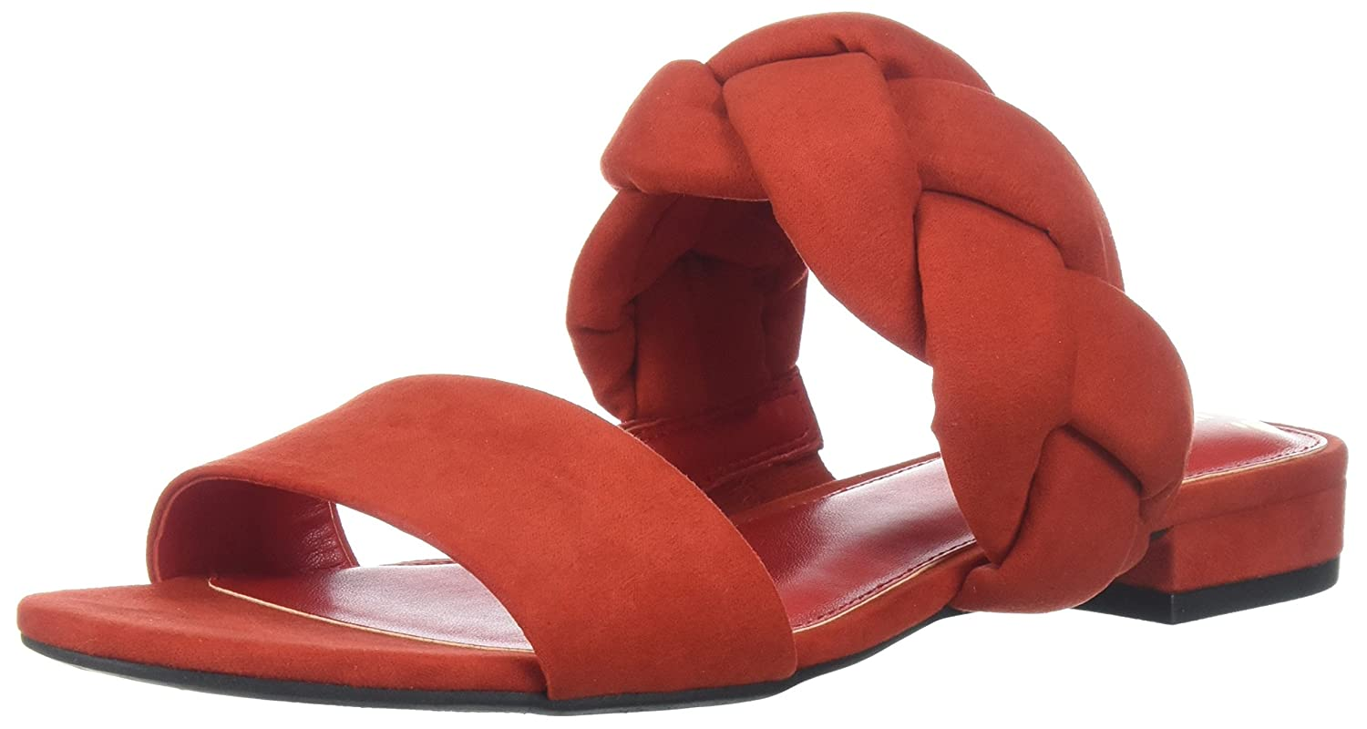 Circus by Sam Edelman Women's Danielle Slide Sandal B073XYKF5T 9.5 B(M) US|Candy Red