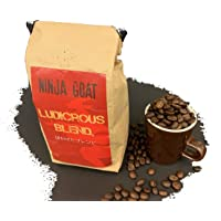 Ninja Goat Ludicrous Blend Shade-Grown Coffee - Whole Bean