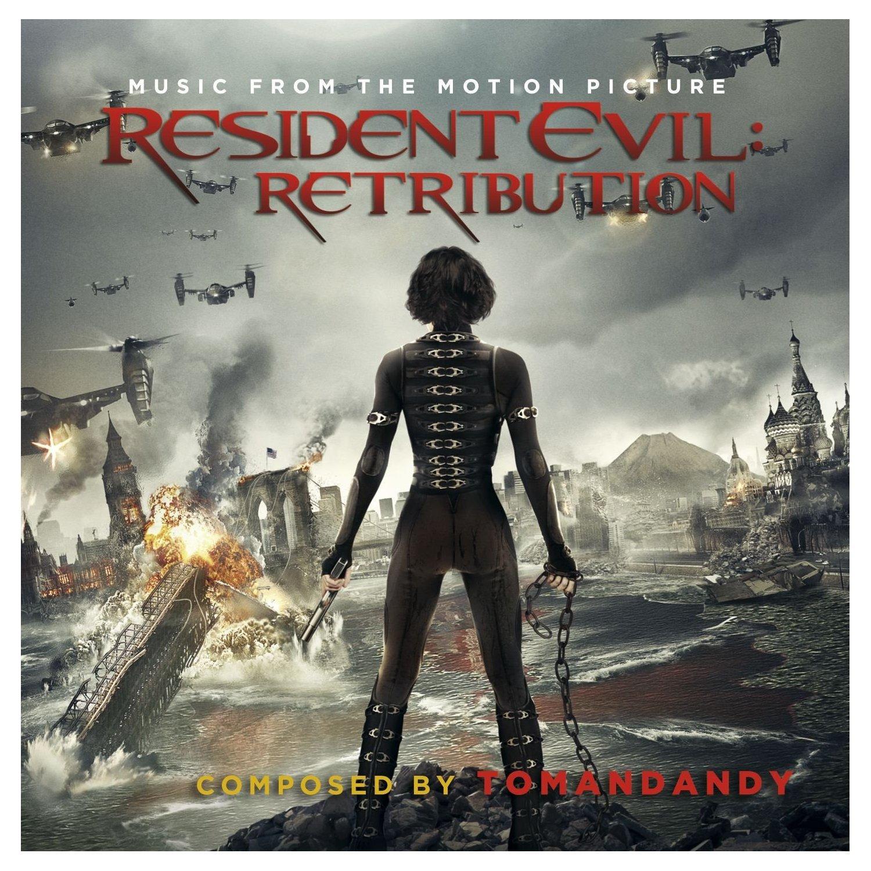 Tomandandy Resident Evil Retribution Amazon Com Music