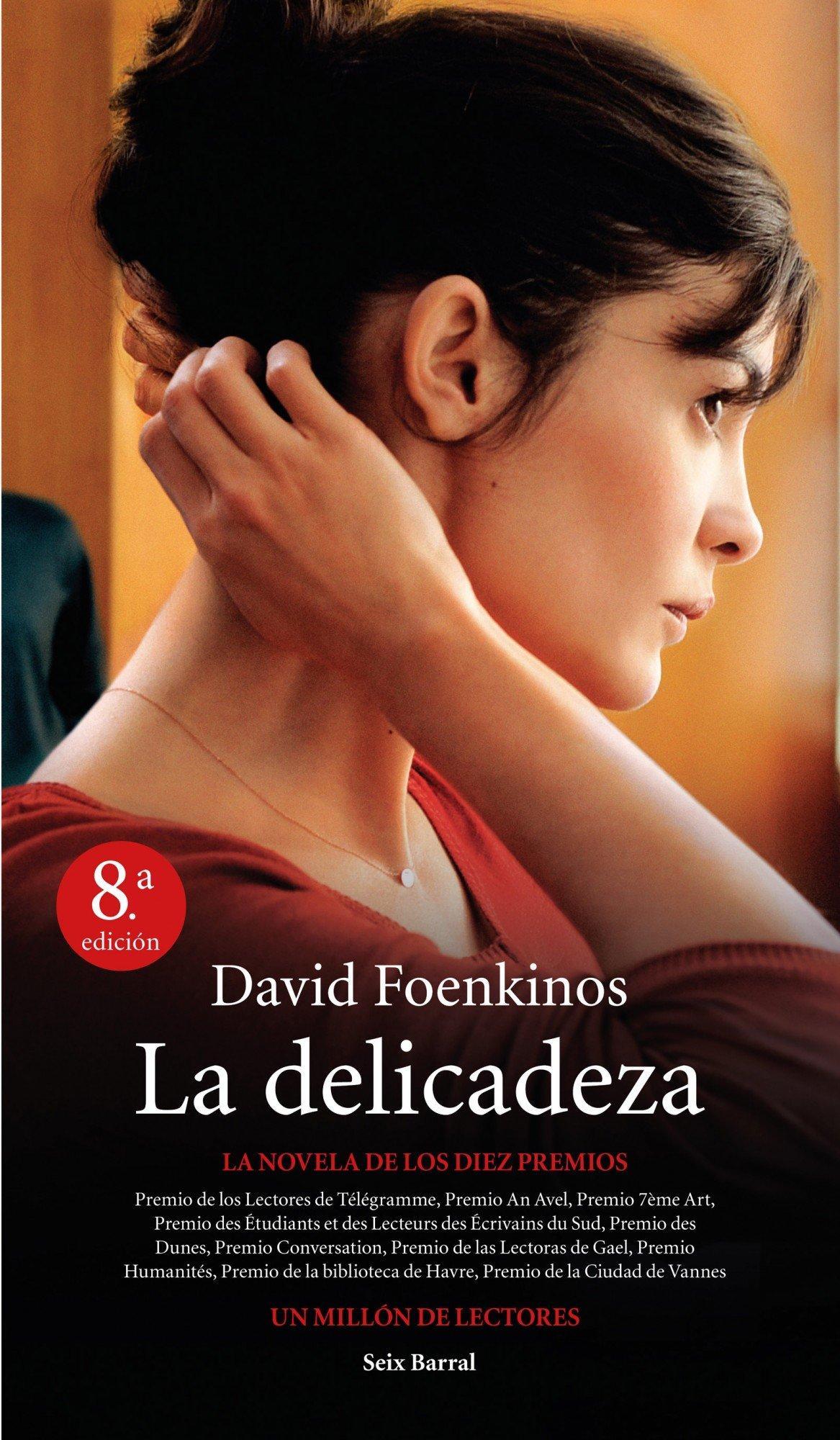 La delicadeza (ed.película) (Spanish) Paperback – 2012
