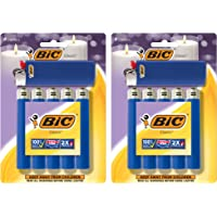 BIC Classic Lighter, Blue, 12-Pack (Packaging May Vary)