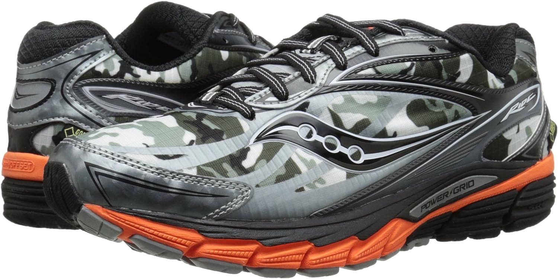Saucony Ride 8 GTX, Entrenamiento de Running Hombre: Amazon.es: Zapatos y complementos