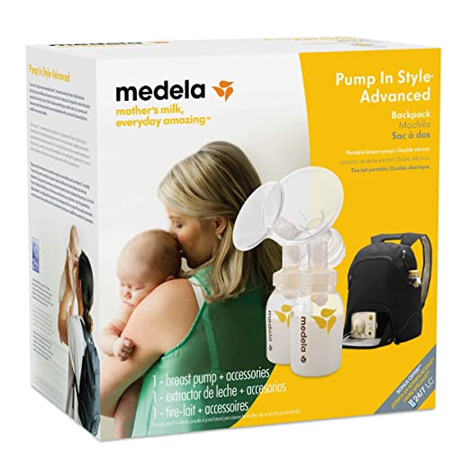 Amazon.com: Medela Pump in Style Advanced Breast Pump with ...