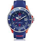 Ice-Watch - ICE sporty Blue Red - Montre bleue pour homme avec bracelet en silicone - 001330 (Extra Large)