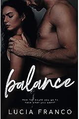 Balance (Off Balance Book 1) Kindle Edition