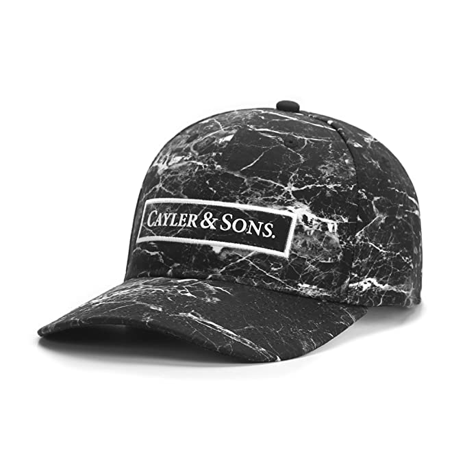 Cayler & Sons Mujeres Gorras / Gorra Snapback White Label Infinity Curved