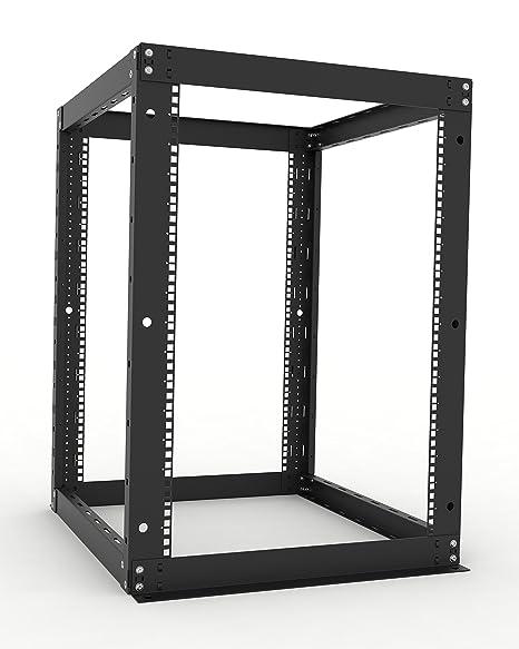 RackSolutions SonicFrame 16U Open Frame Network Rack 20-Inch Depth