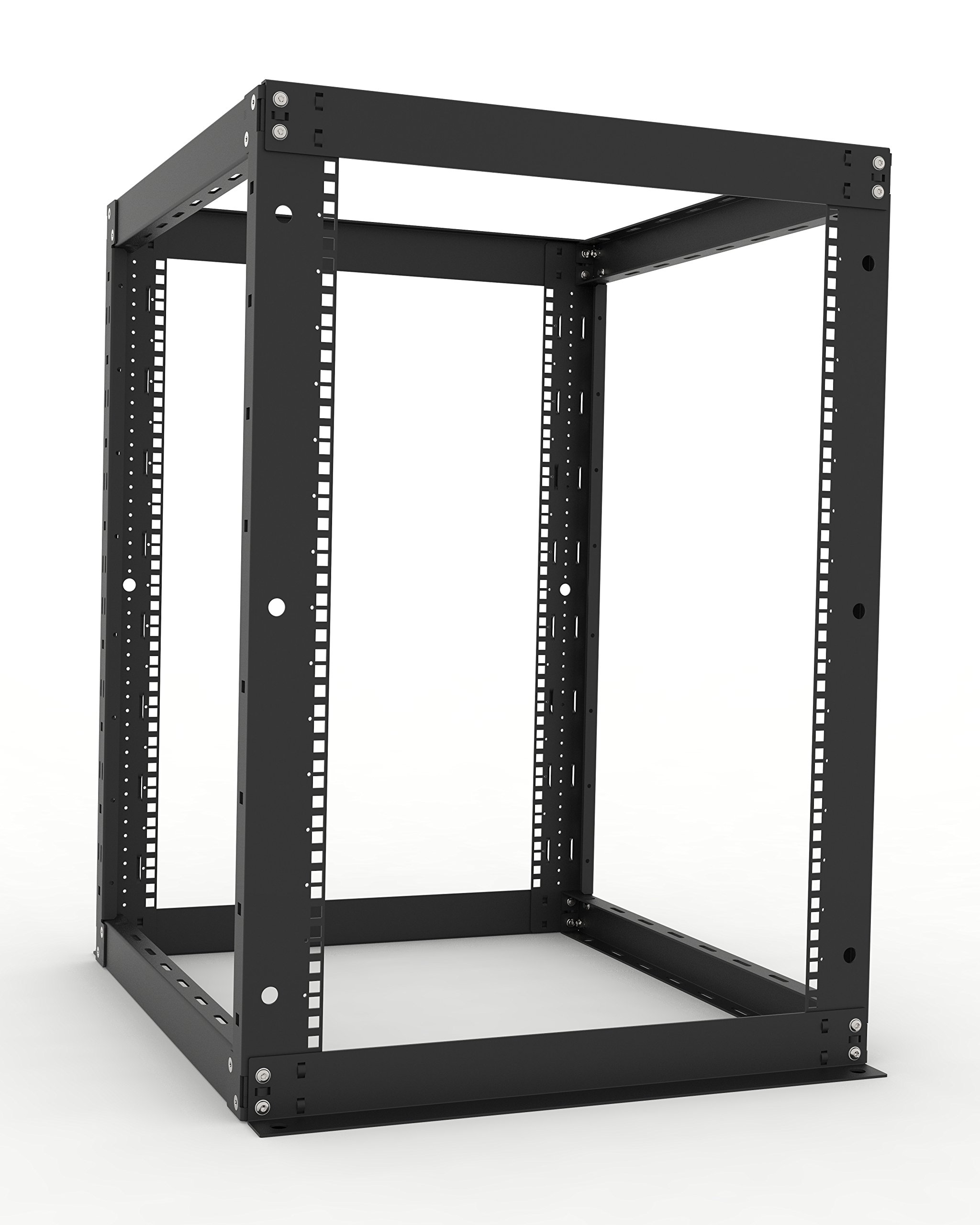 RACKSOLUTIONS Open Frame Rack (29'' - Server Depth, 16U)
