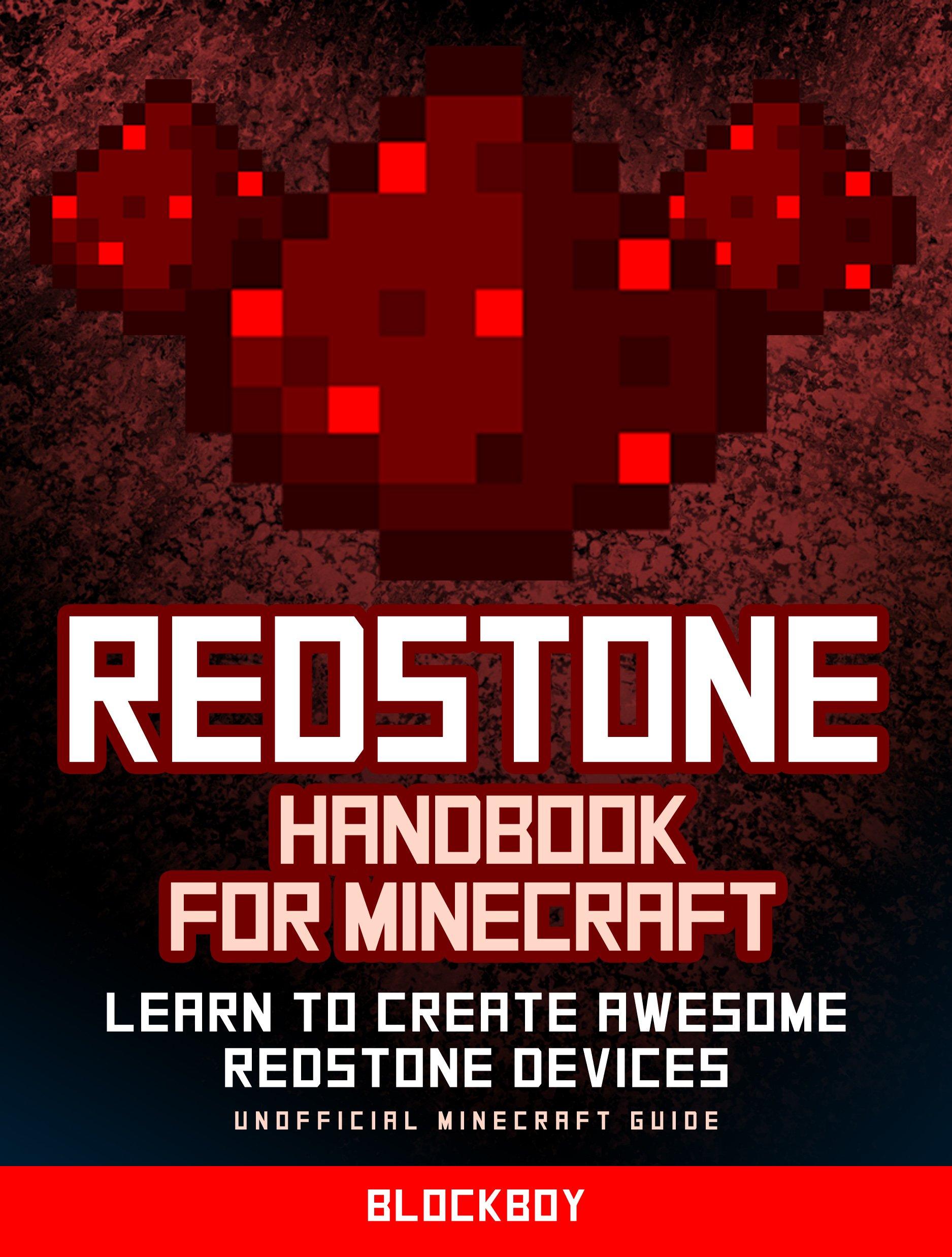 Minecraft The Official Redstone Handbook Pdf