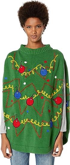 Amazoncom Whoopi Unisex Christmas Tree Skirt Sweater Clothing